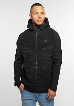 Übergangsjacke Sportswear Tech Knit Windrunner black/anthracite