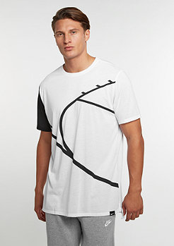 T-Shirt Core Art 4 white/black/white