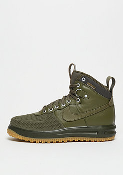 Lunar Force 1 Duckboot mid olive/mid olive/gum light brown