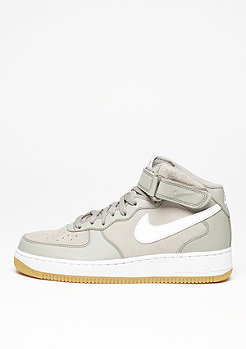 Schuh Air Force 1 Mid 07 light taupe/white/gum light brown