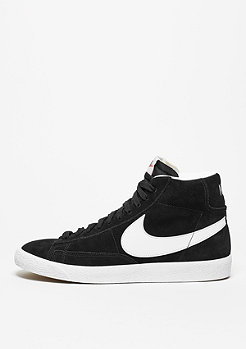 Schuh Blazer Mid-Top Premium black/white/gum light brown