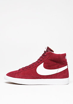 Blazer Mid-Top Premium team red/white/gum light brown