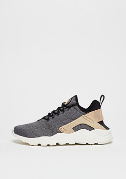 Air Huarache Run Ultra SE black/black/vachetta tan/white
