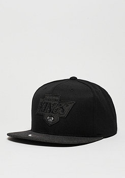 Snapback-Cap Heather 2 Tone NHL Los Angeles Kings black