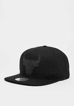 Hot Stamp NBA Chicago Bulls black