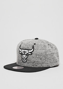 Grey Heather NBA Chicago Bulls grey/black