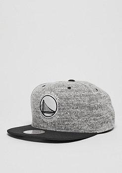 Snapback-Cap Grey Duster NBA Golden State Warriors grey/black