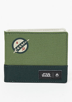 Atlas Wallet Star Wars Boba Fett green