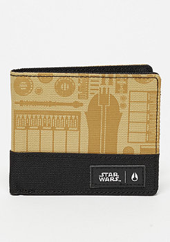 Atlas Wallet Star Wars C-3PO gold