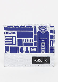 Atlas Wallet Star Wars R2D2 white