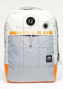 Rucksack Beacons Star Wars BB-8 silver/orange