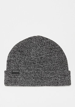 Beanie Logan black heather