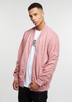 Bomber muted pink