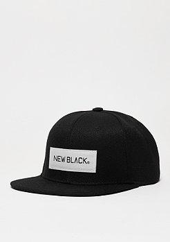 Snapback-Cap Landscape Logo black