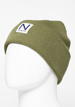 Beanie Classic forest green