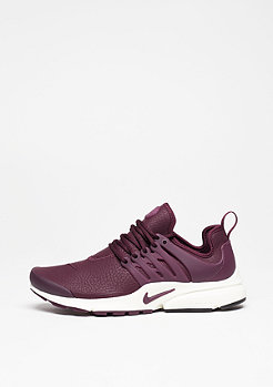 Laufschuh Wmns Air Presto Premium night maroon/night maroon/sail