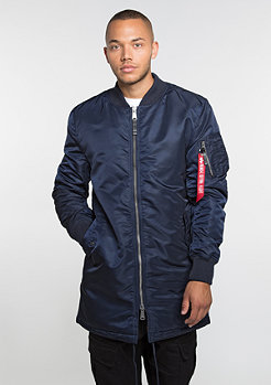 Winterjacke MA-1 Coat repl. blue