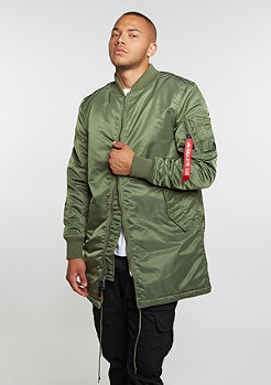 Winterjacke MA-1 Coat sage green
