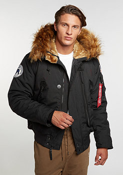 Polar Jacket SV black