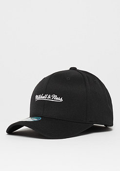 Mitchell & Ness Baseball-Cap 110 Script black/white
