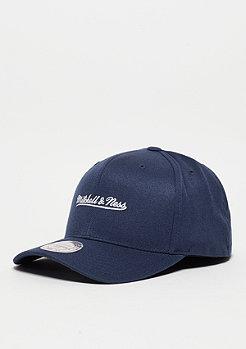 Baseball-Cap 110 Script navy/white