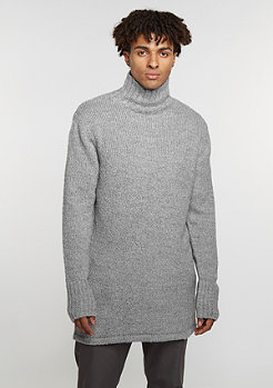 Sweatshirt Blunt Knit grey melange