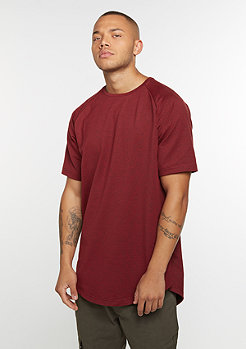 T-Shirt Loch red