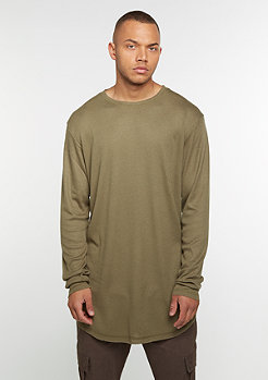 Longsleeve Marcello olive