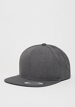 Snapback-Cap Classic dark grey/dark grey