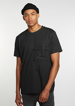 T-Shirt WH Boxy black