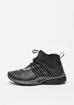 Air Presto Mid-Top Utility black/black/reflective silver