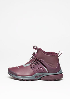 Air Presto Mid-Top Utility night maroon/night maroon
