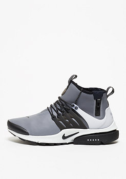 NIKE Laufschuh Air Presto Utility Mid-Top cool grey/black/off white