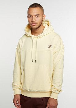 Hooded sweatshirt ACF OTH easy yellow