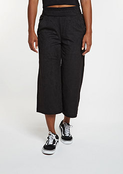 Trainingshose Suede Culotte black
