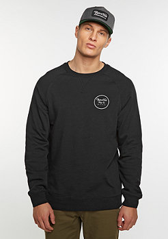 Sweatshirt Wheeler Fleece black