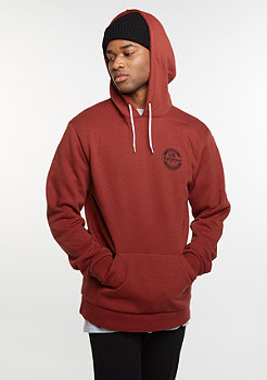 Soto Fleece burgundy