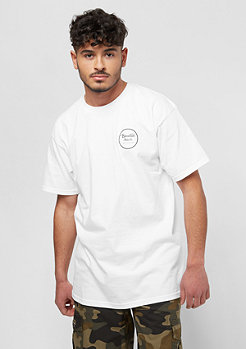 T-Shirt Wheeler II STND white
