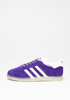 Laufschuh Gazelle unity purple/white/metallic silver