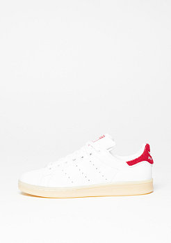 Schuh Stan Smith white/white/collegiate red