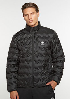 Winterjacke Serrated black