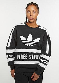 Sweatshirt Trefoil black
