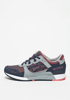 Gel-Lyte III medium grey/guava