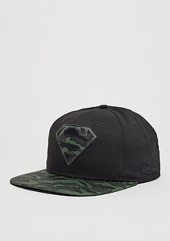 Snapback-Cap Character Nylon 9Fifty DC Superman camo