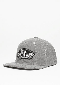 Classic Patch charcoal/black