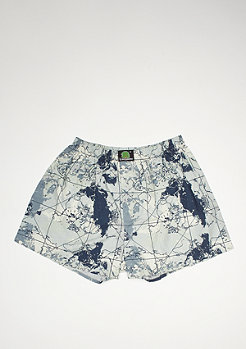 Boxershort World Camo blue