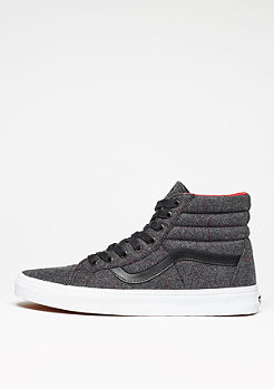 Skate Schuh Sk8-Hi Reissue Tweed black/true white