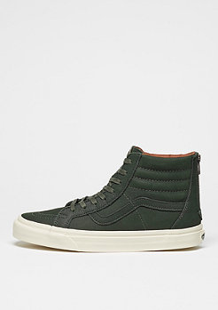 VANS Skateschuh Sk8-Hi Reissue Zip DX Premium Leather duffel bag