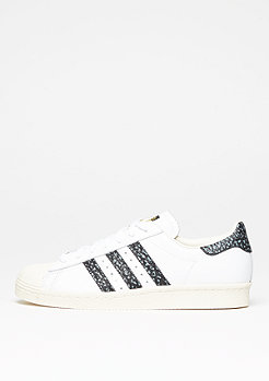 Schuh Superstar 80s white/vapour green/off white