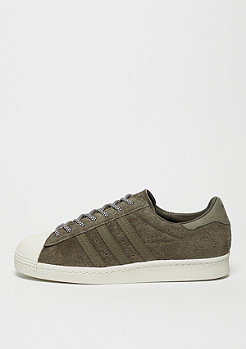 Superstar 80s chalk white/simple brown/chalk white